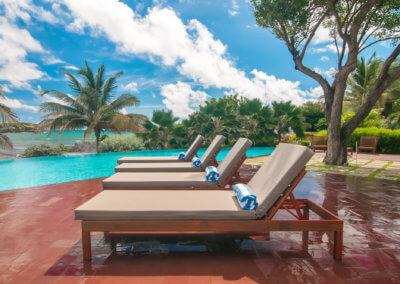 pool at 473 grenada hotel