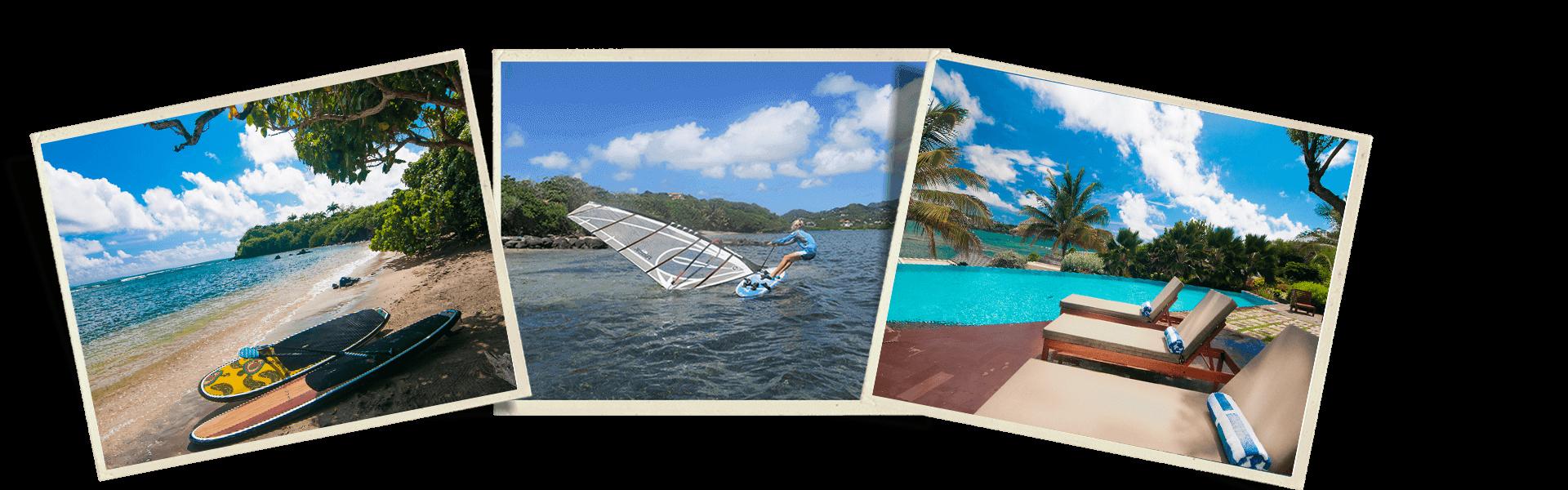 Top resorts in Grenada