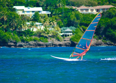 windsurf day at 473 grenada