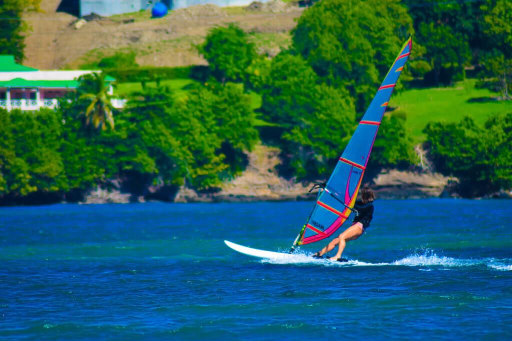 windsurf day at 473 grenada
