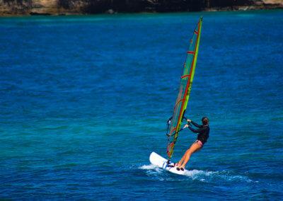 Windsurf in Grenada