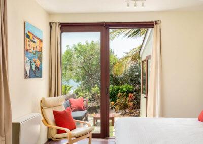 Garden villa at 473 grenada - second bedroom view