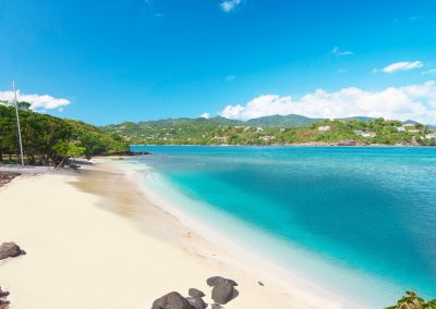 473 Grenada Boutique Resort's beach