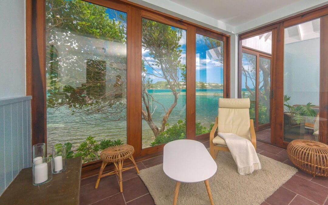 An intimate beach resort: upon arriving at 473 Grenada Boutique Resort