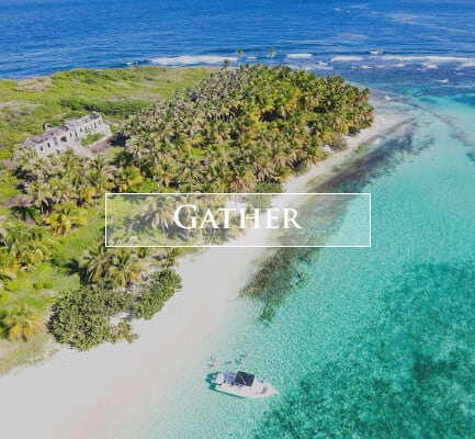 Gather with your love ones in the island of Grenada