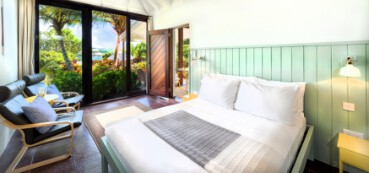 2 bedroom sea view villa at 473 grenada boutique resort