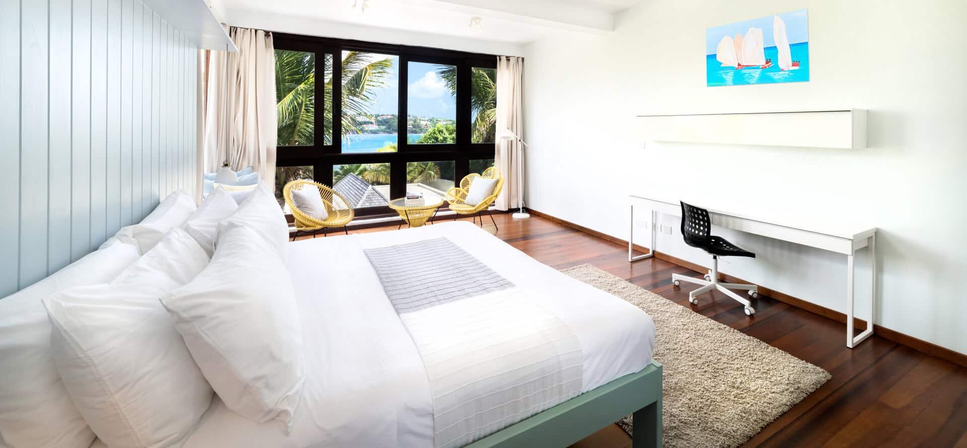 seaview villa in Grenada