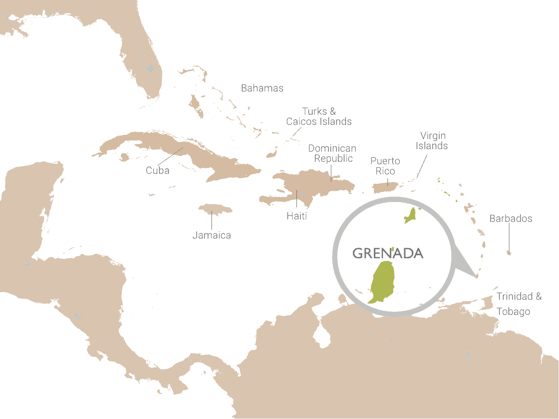 Where is Grenada?
