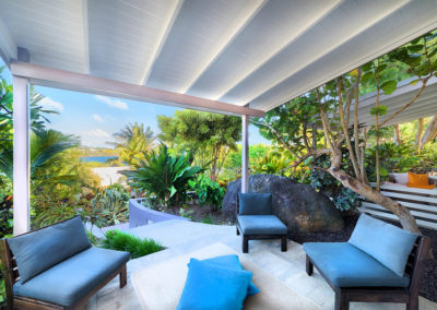 3 Bedroom villa views
