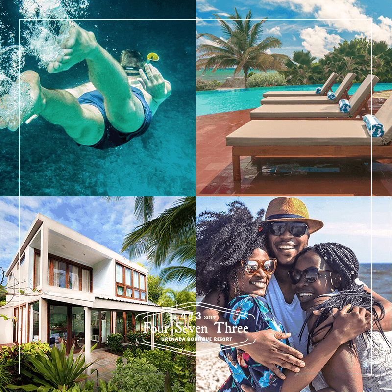 Direct booking benefits at 473 grenada boutique resort