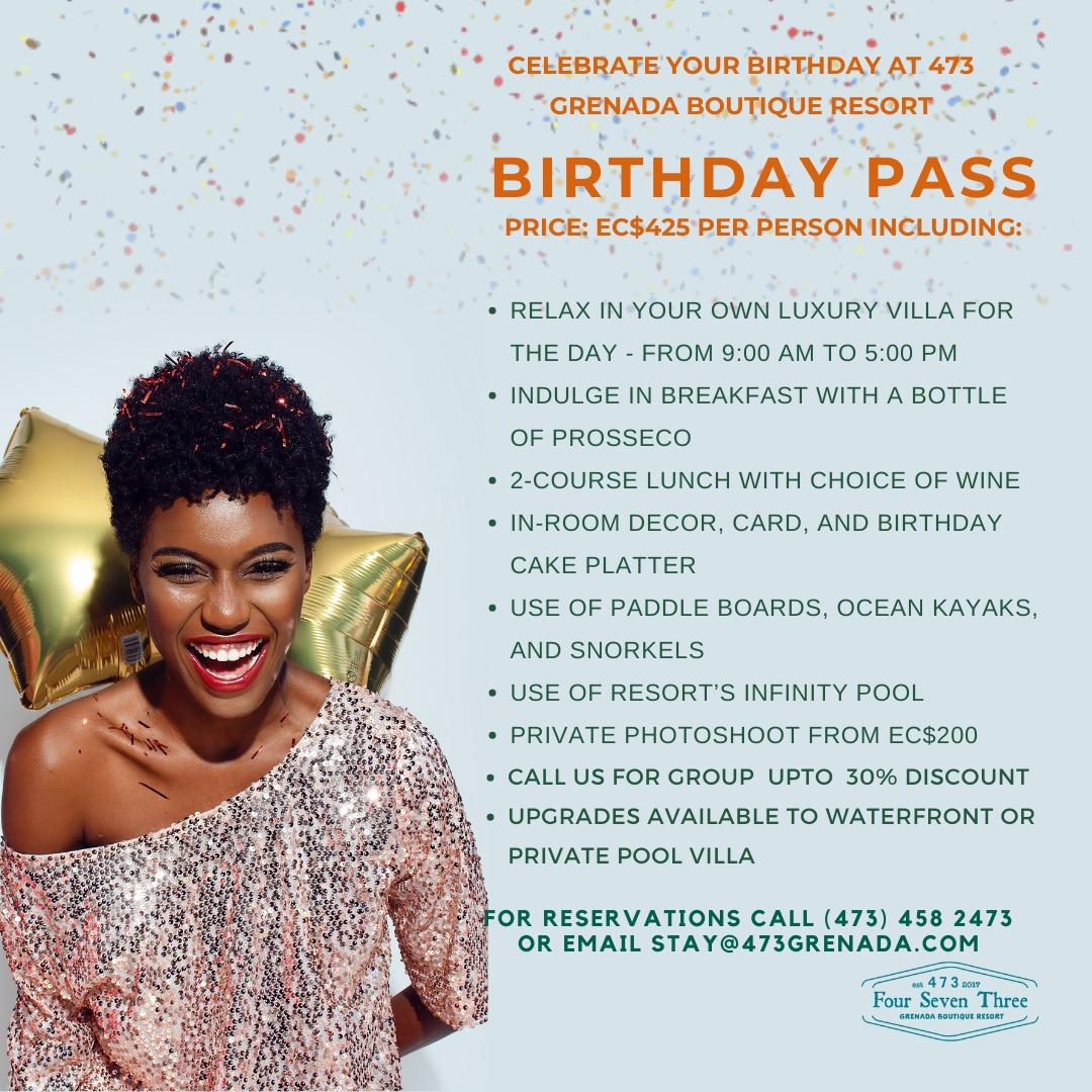birthday pass at 473