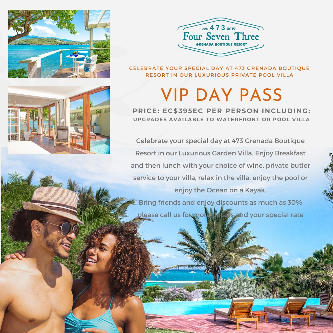 Couples retreat at 473 Grenada