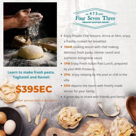 learn to cook italian food in Grenada