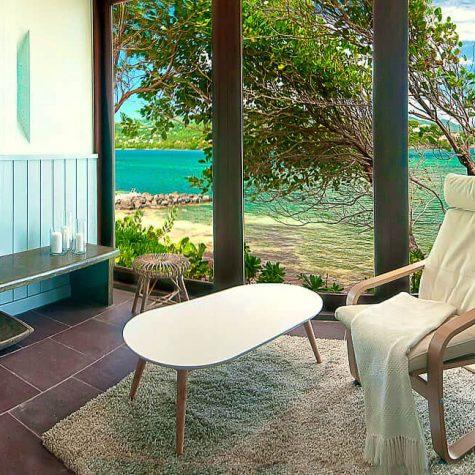 oceanfront bedroom