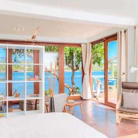 Private Pool Villa at 473 Grenada Boutique Resort