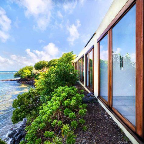 outdoor views of the ocean